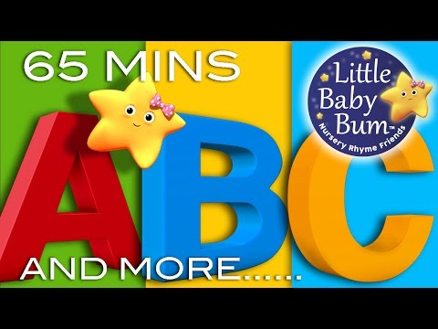 ABC Alphabet Songs | And More ABC Songs! | Learning Songs Compilation from LittleBabyBum