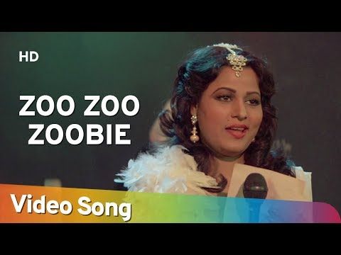 Zoo Zoo Zoobie Zooby - Item Girl - Dance Dance - Bollywood Hit Item Songs - Alisha Chinoy