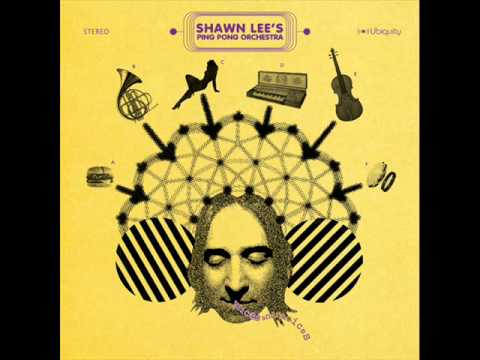 Shawn Lee's Ping Pong Orchestra feat. Nino Mochella - Kiss The Sky