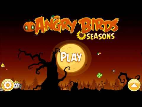 Trick Or Treat - Angry Birds Seasons Music