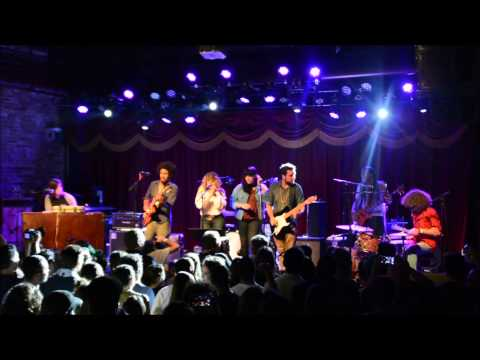 "The London Souls ""Come Together"" Brooklyn Bowl 8-8-15"