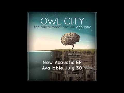 Owl City - Shooting Star (Acoustic)
