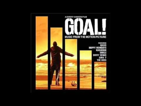 Goal! The Dream Begins Soundtrack - Kasabian - Club Foot