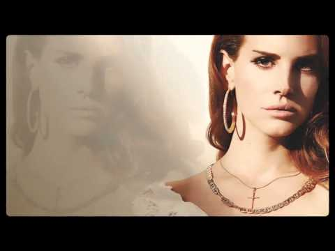Lana Del Rey - Never Let Me Go (Official Lyrics Video)