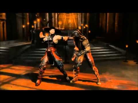 Mortal Kombat Game Music Video Montage