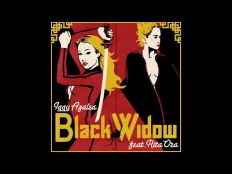 Iggy Azalea - Black Widow (Official Instrumental)