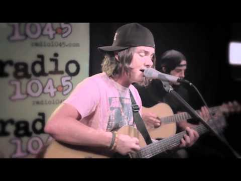 The Red Jumpsuit Apparatus - Face Down [Acoustic Performance]