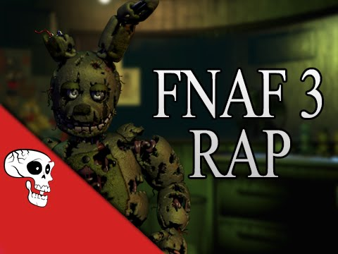 "Five Nights at Freddy's 3 Rap by JT Machinima - ""Another Five Nights"""