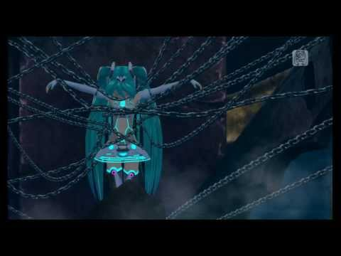 Hatsune Miku: Project Diva F -- Black Rock Shooter Music Video