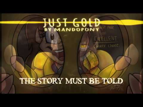 MandoPony - Just Gold (ft. PurpleRoselyn) (Duet/Mash-Up by LiterallyNoOne) (FNAF Mash-Up 3)