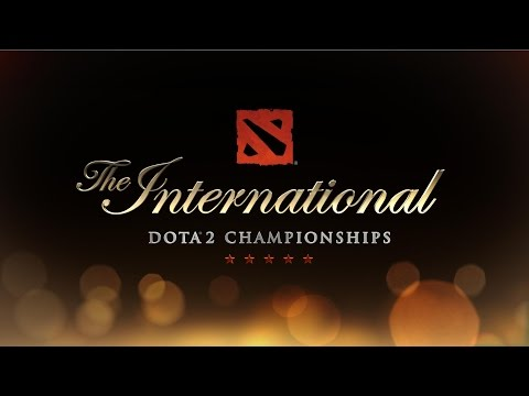 Dota 2 International 2015 - Group Stage Day 4 - Russian Stream A