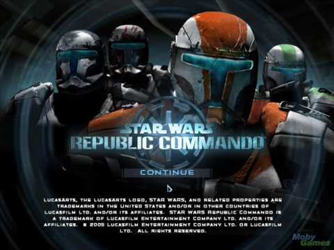 Star Wars: Republic Commando Ash Clones
