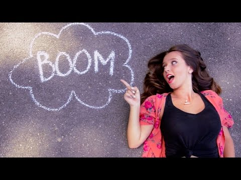 Boom Clap - Charli XCX (The Fault In Our Stars) Official Music Video Cover by Ali Brustofski