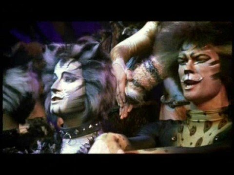 Jellicle Songs For Jellicle Cats - Dubbed with Broadway