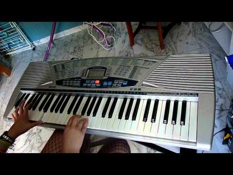 Hey du/Hey you-Tokio Hotel piano cover