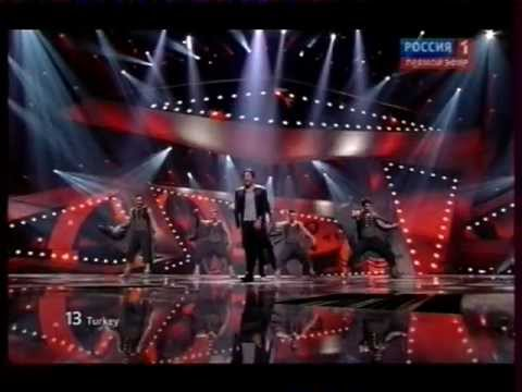 Джан Бономо - Love Me Back Eurovision 2012 (Турция)