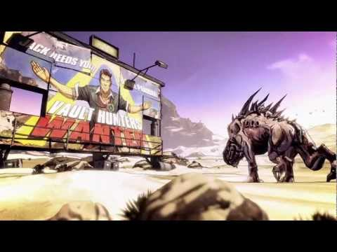 Borderlands 2 Theme - Short Change Hero Official HD