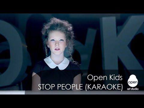 Open Kids - Stop People! (Official Instrumental Version)