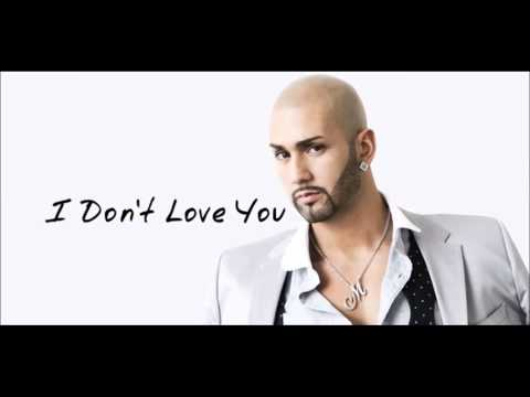 Massari I don't love you Lyrics