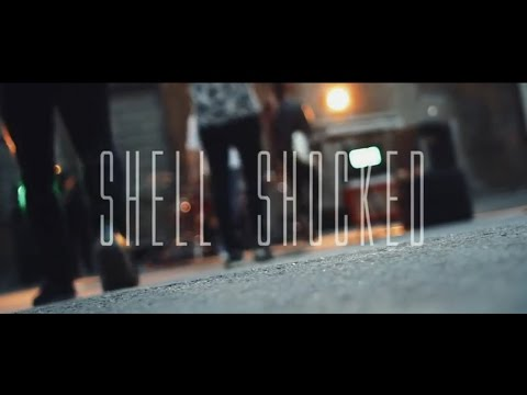 "[official Video] Juicy J ft. Wiz Khalifa - ""Shell Shocked (Turtles)"" by DCCM - Metal / Screamo Cover"
