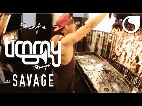 Timmy Trumpet & Savage - Freaks OFFICIAL VIDEO HD