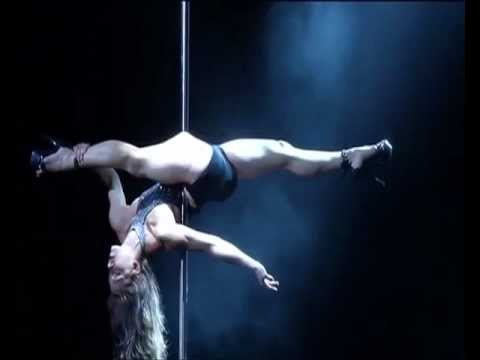 "Jenyne Butterfly - Miss Pole Dance South Africa - Music ""Angel"" By: Massive Attack"
