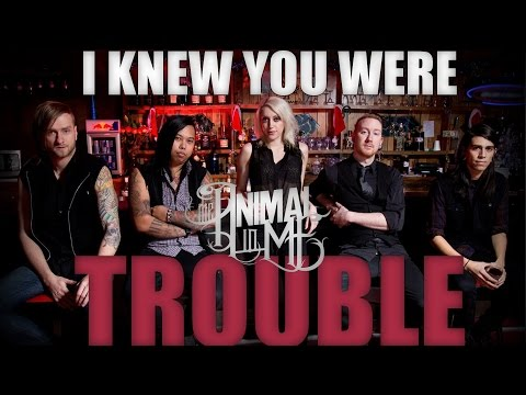 Taylor Swift - I Knew You Were Trouble (Cover By The Animal In Me)