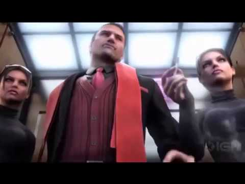 Saints Row The Third Music Video-Power