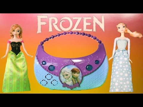 FROZEN Disney Elsa Frozen Boombox a Disney Frozen YouTube Video Review